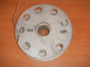 Cable-Spinning-Equipment-Co-Aluminum-Reel-with-350-1-16-stainless-steel-wire