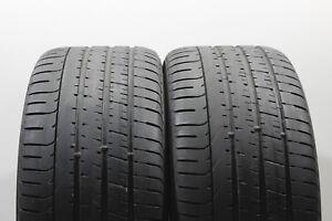 2x-Pirelli-Pzero-275-35-R20-102y-XL-Run-Flat-5mm-N-7907