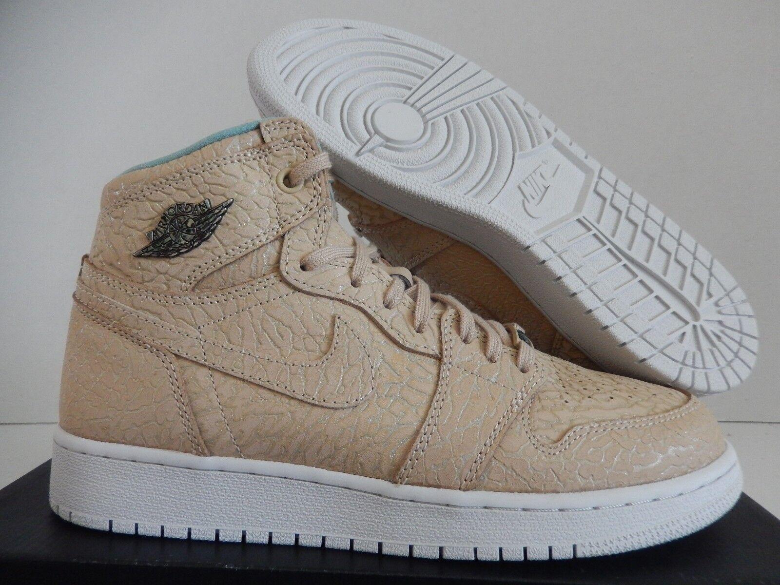 Nike Hi Air Jordan 1 retro Hi Nike og perla GG SZ 8.5y - Hombre sz 8,5 [743957-207] 6ee406