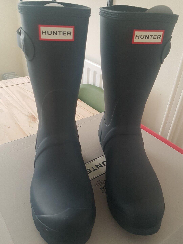 Hunter wellies Größe 6 short navy
