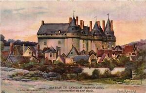 CPA-Chateau-de-Langeais-611712