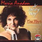 A Jazzy Way * by Maria Anadon (CD, Nov-2006, Arbors)