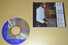 Milt Jackson - Bags` Opus / Blue Note 1991 / Canada / 1st. Press / Rar