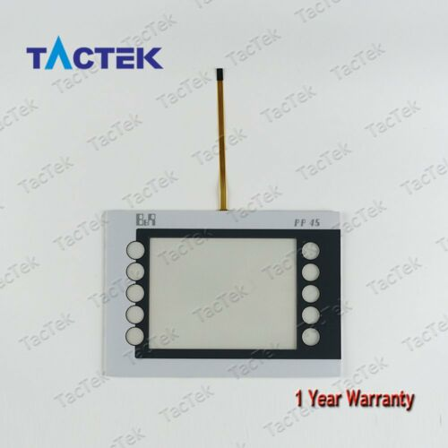 Touch Screen Panel Glass for B/&R 4PP045.0571-062 4PP045-0571-062 Overlay