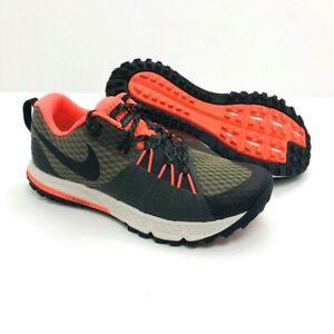 Nike Air Zoom Trail Wildhorse 4 Olive