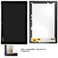 Pour-Asus-ZenPad-10-Z300M-P00C-LCD-Ecran-Tactile-Assemblee-Assemblee-Partie-RHN miniature 8