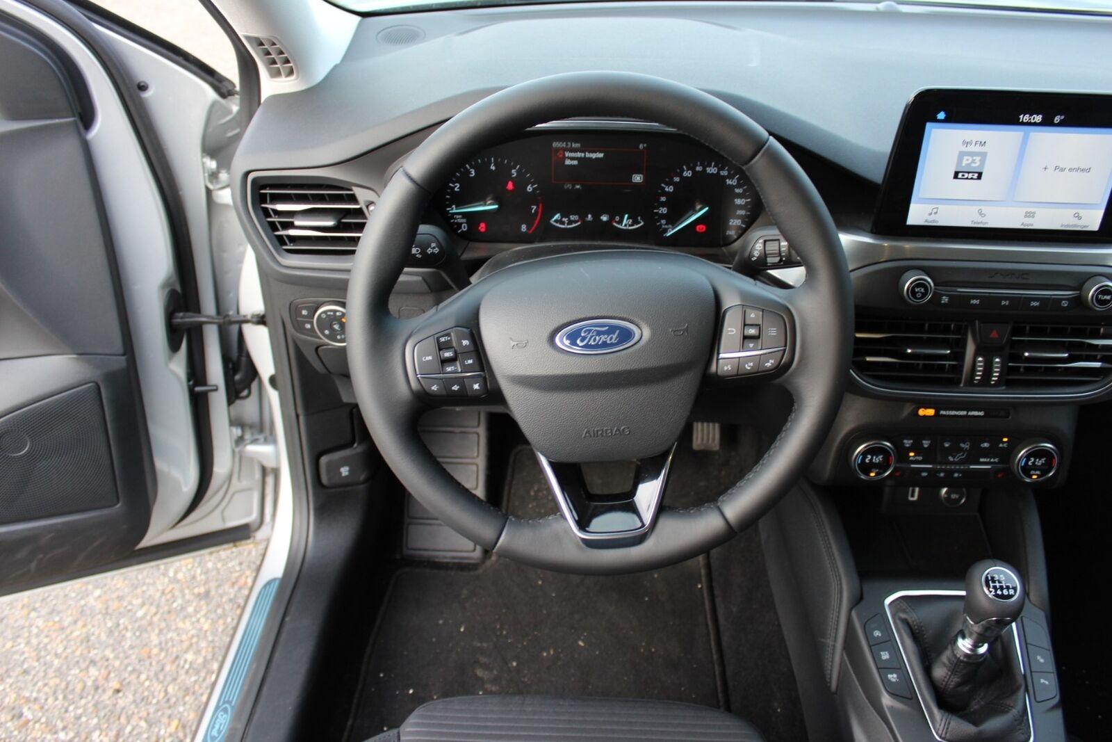 Ford Focus 1,0 EcoBoost Titanium stc. - billede 9