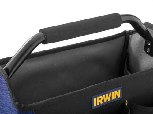 Irwin 2017828 380mm//15in Foundation Series Tool Tote