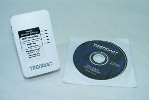 TRENDNET TPL-410AP / EUNL Powerline 2.4GHz TREND net AV adaptater Kit