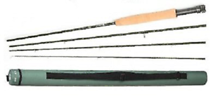 Greys GR30 Trout Fly Fishing Rods