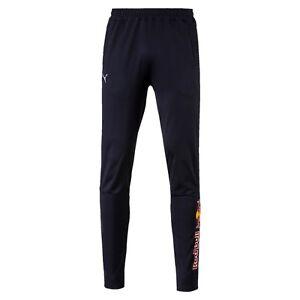 Détails sur Pantalon de survêtement PUMA Red Bull Racing Logo pour homme S NEUF