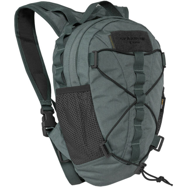 Wisport Sparrow Egg Rucksack Military Patrol Hiking MOLLE Army Backpack  Graphite d36e5d0f67