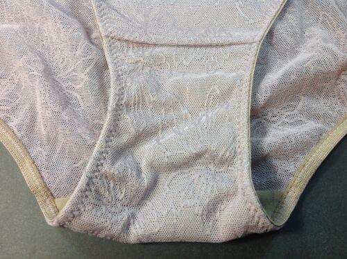 Details about  /Women Panties,briefs Bikinis ILUSION Size XL Beige Gauze W//front Protector/&decor
