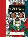 Tattoos: A Gorgeous Coloring Book with More Than 120 Illustrations to Complete by Carlton Publishing Group (Paperback / softback, 2015)