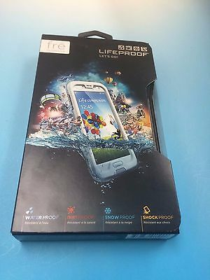 LIFEPROOF FRE WATERPROOF CASE FOR SAMSUNG GALAXY S4 AUTHENTIC  NEW