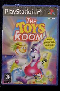PS2-THE-TOYS-ROOM-Nuovo-risigillato-Da-Phoenix-Games