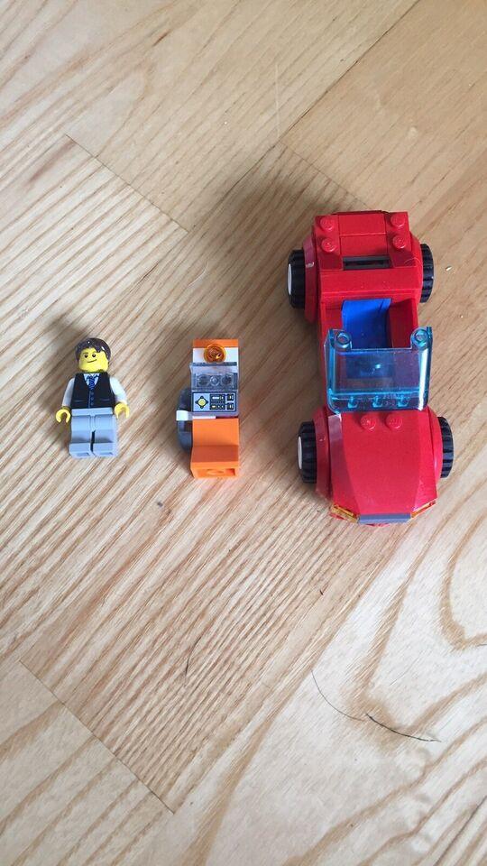 Lego andet, Bil mand og telefon