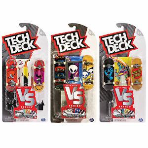 Tech Deck Touches Contre Séries 2-Pack Choisissez Votre Préféré