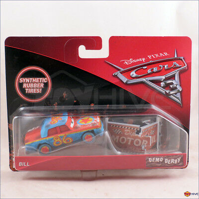 DISNEY PIXAR CARS 2017 THUNDER HOLLOW BLIND SPOT