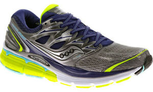 drink refer prepare  Saucony PWRGRID Hurricane Womens 7 ISO Fit EVERUN Purple Athletic Running  Shoes | eBay