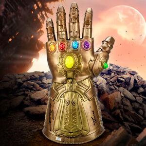 Josh Brolin Autographed Marvel Legends Avengers Infinity Gauntlet with Thanos
