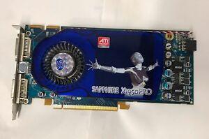 Sapphire-ATI-Radeon-X1950-Pro-512MB-GDDR3-SDRAM-PCIE-Video-Card-Dual-DVI-TVO