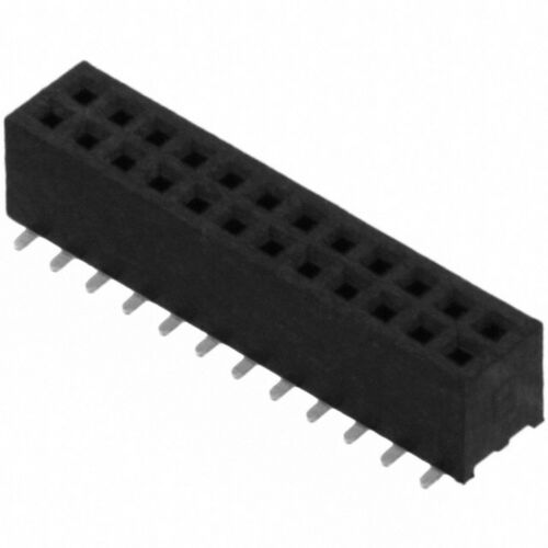 SFMC-120-02-S-D SMD-Buchsenleiste 2x 20-polig  RM 1,27mm  SAMTEC NEU #BP 10 pcs