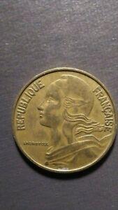 1963-REPUBLIQUE-FRANCAISE-20-CENTIMES-COIN-CC869XXX