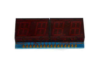 NSB5882-4-Digit-Red-LED-Readout