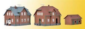 Avoir Un Esprit De Recherche Kibri 36784 Voie Z 2 Werkswohnhäuser Avec Annexe Kit De Montage # Neuf Emballage Conduire Un Commerce Rugissant