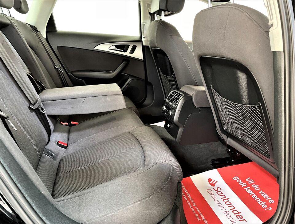 Audi A6 2,0 TDi 177 S-line Avant Multitr. Diesel aut.