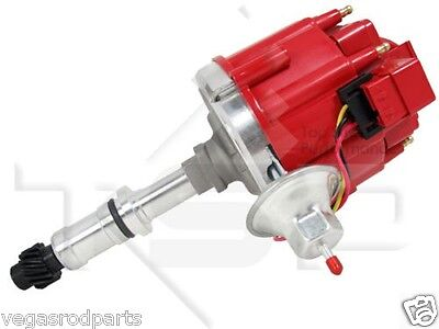 BUICK HEI DISTRIBUTOR 65 K VOLT COIL 1961-1976 300 340 350 RED CAP