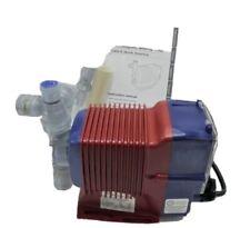 Walchem Ewn B11vcur Metering Pump 06gph Pvc Head 115v 14in Amp 38in 150psi