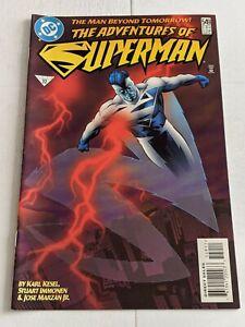 The-Adventures-Of-Superman-549-August-1997-DC-Comics