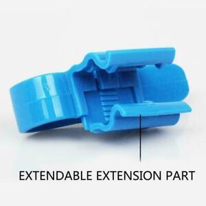 Aquarium-Filtration-Schlauchhalter-Wasserleitung-Befestigungsclip-X2Z1-Luft-L0Z1