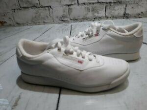 Details about Womens Reebok Classic Leather Walki G Active Running Shoes Size 8.5 White New