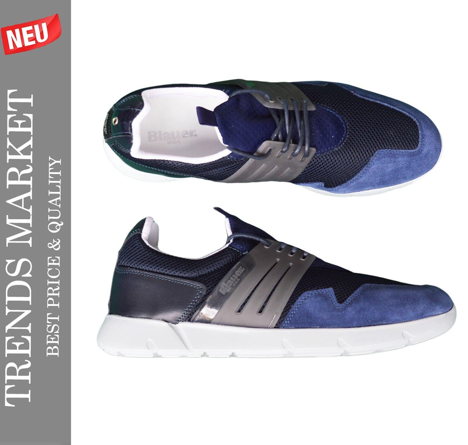 Blauer U.S.A Sneaker. Größe: 45. UVP: 229. Cooler Style. Neu  + RAR