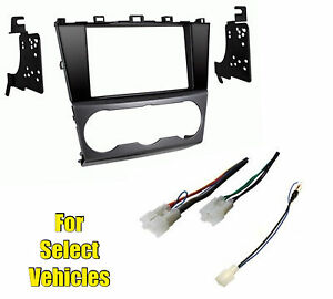 image is loading double-din-car-stereo-radio-install-dash-kit-
