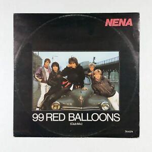 Image Is Loading NENA 99 Luftballons Ich Bleib Im Bett B W