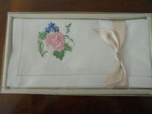 Hand Embroidered Napkins 4