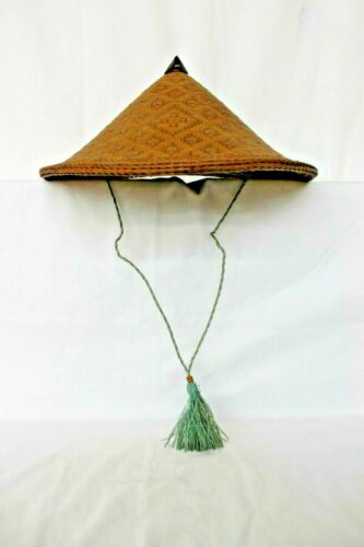 Bamboo Coolie Hat, Unbranded