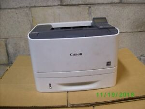 Details about Canon ImageCLASS LBP6670dn Monochrome Laser Printer  (Pre-Owned) - PARTS