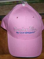 Junior / Youth Cap - gander Mtn. - Pink -