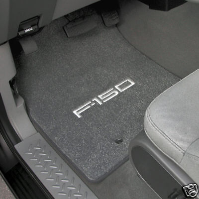 LLOYD Velourtex™ carpeted FLOOR MATS with F-150 embroidery 1999-2001 Ford F-150