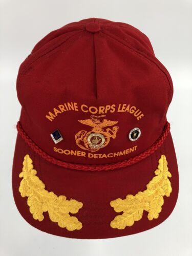 Vintage Marine Corps League Sooner Detachment Snap