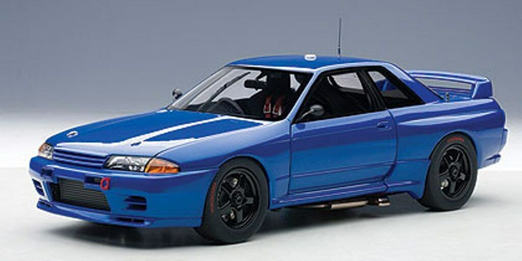 Autoart 77346 89280 89281 nissan skyline gt-r R32 model cars 1 18th godzilla