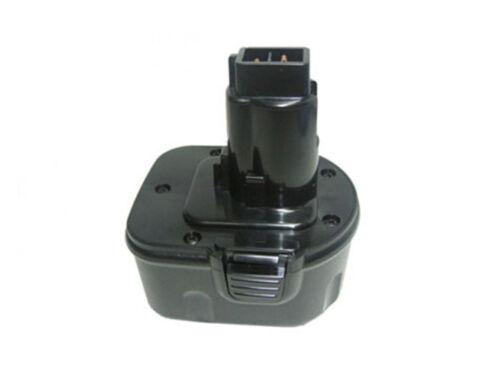 12v 1500mah Batterie pour DEWALT dc727ka-ar dc740k-2 dc742va dc745kb dc840kb dc940ka