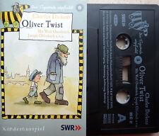 Der Tigerentenclub empfiehlt 5 Oliver Twist - MC Kassette SWR