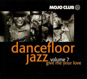 MOJO-CLUB-DANCEFLOOR-JAZZ-7-Legrand-Bobo-Naura-Gaye-CD-JAZZ-FUNK-SOUL