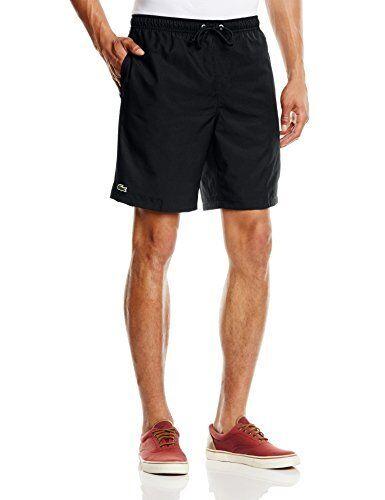 16a31f3304 Lacoste Sport Short Homme Noir Taille Fabricant 4 | eBay